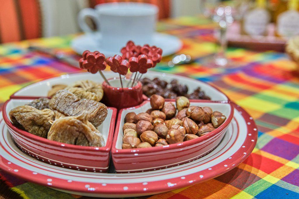 Cliquez sur cette photo, pour découvrir les petits déjeuners de l'Hôte de la Couronne